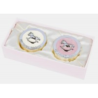 For Babies Baby Tooth Case 乳歯入れ G-4248 BL